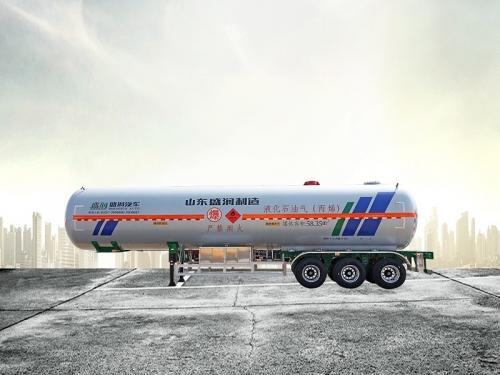 液化气体运输半挂车丙烯(58.35)